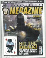 Judge Dredd Megazine Vol 5 Number 228