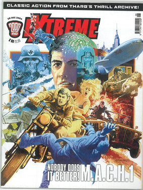 2000ad Extreme Edition 6