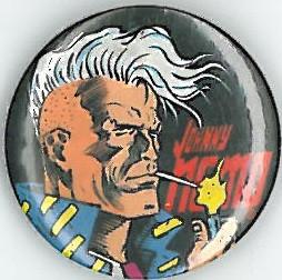 Johnny Nemo Badge Eighties