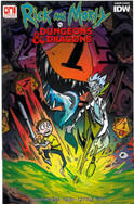 Rick and Morty: Dungeons and Dragons 1u
