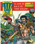 Best of 2000ad Monthly 33