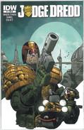 Judge Dredd 1 Cover RI