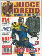 Judge Dredd Lawman of the Future 8
