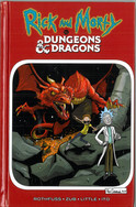 Rick and Morty: Dungeons and Dragons TPB 1e