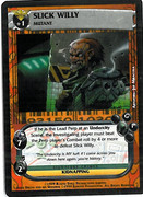 Dredd CCG: Perps - Slick Willy