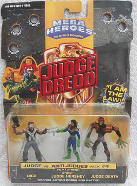 Mega Heroes Collection 4