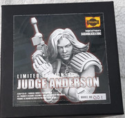 Dark World Creations: Judge Anderson Bust 1/10th