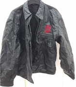 Judge Dredd 1995 Film Leather Jacket
