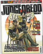 Judge Dredd Megazine Vol 5 Number 239