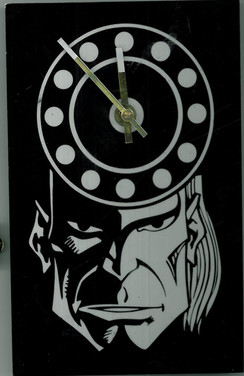 Tharg Wall Clock