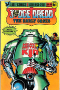 Judge Dredd the Early Cases 1