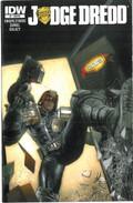 Jdge Dredd 1 Cover RE Discount Comic Book Service