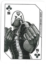 Playing Cards Megazine: Five of Clubs
