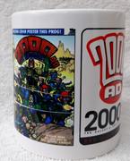 2000ad Prog 169 Cover Mug