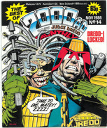 Best of 2000ad Monthly 14