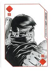 Playing Cards Megazine: Nine of Diamonds