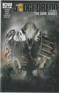 Judge Dredd Classics Dark Judges 4 Subscription Cover