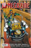 Judge Dredd Megazine Vol 4 Number 8