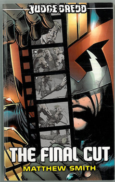 Black Flame : Judge Dredd The Final Cut