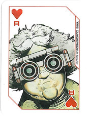 Playing Cards Megazine: Ace of Hearts
