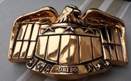 SD Studios Belt Buckle