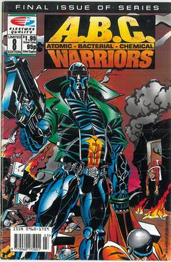 ABC Warriors 8