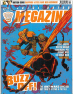 Judge Dredd Megazine Vol 5 Number 233