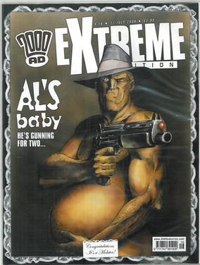 2000ad Extreme Edition 16