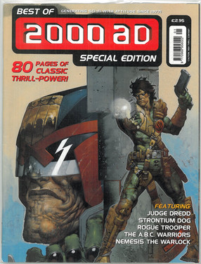 Best of 2000ad Special Edition 3