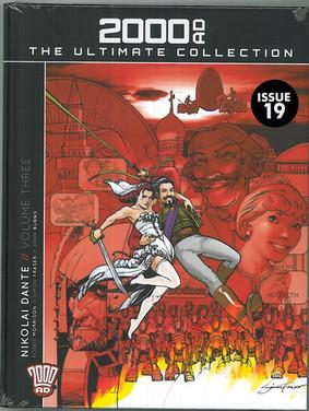 2000ad The Ultimate Collection:Nikolai Dante Volume Three