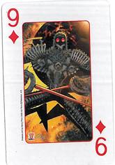 Playing Cards SFX: Nine of Diamonds