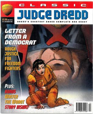 Classic Judge Dredd 5