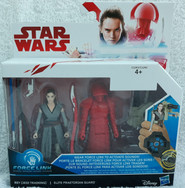 Rey (Jedi Training) and Praetorian Guard