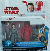 Rey (Jedi Training) and Praetorian Guard