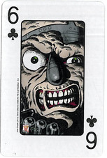 Playing Cards SFX: Six of Clubs