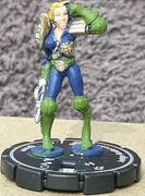 Heroclix: Judge Anderson Unique