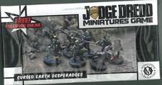 Mongoose: Boxset Cursed Earth Desperadoes