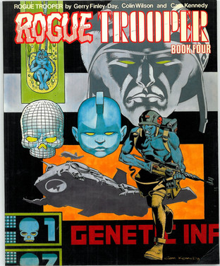 Rogue Trooper: Book 4