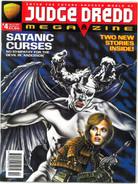 Judge Dredd Megazine Vol 3 Number 4