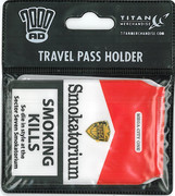 Travel Pass - Smokatorium