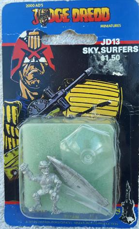 Citadel Blister Judge Dredd: JD13 SkySurfer