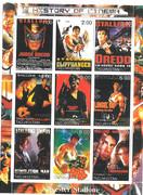 Judge Dredd Stamps