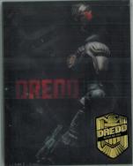 Dredd 2012 Blu-Ray Nova Media Black Slipcase