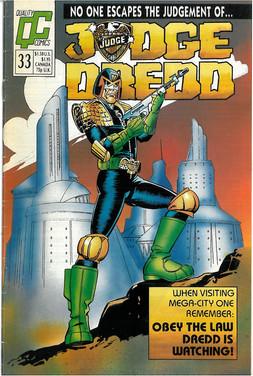 Judge Dredd 33