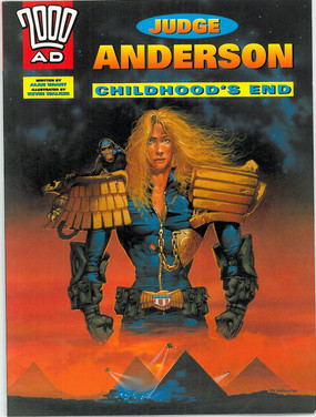 Judge Anderson: Cildhood's End