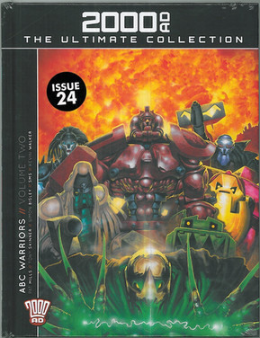 2000ad The Ultimate Collection: ABC Warriors Volume Two