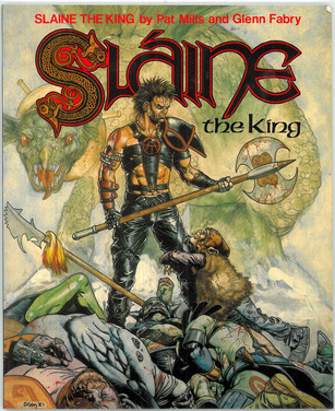 Slaine The King