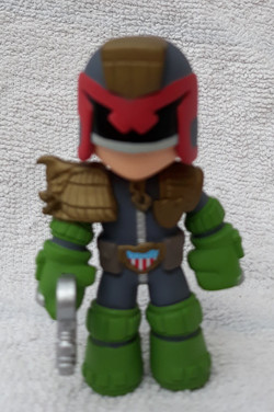 Mystery Mini: Judge Dredd