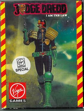 Spectrum: Judge Dredd Small Box