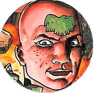 Judge Dredd Comic Spug 13